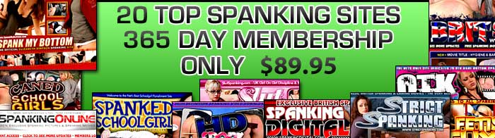 Xerotics 20 Site Spanking Special
